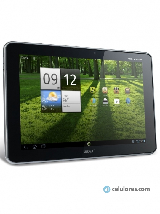 Acer Iconia Tab A701 Download Driver