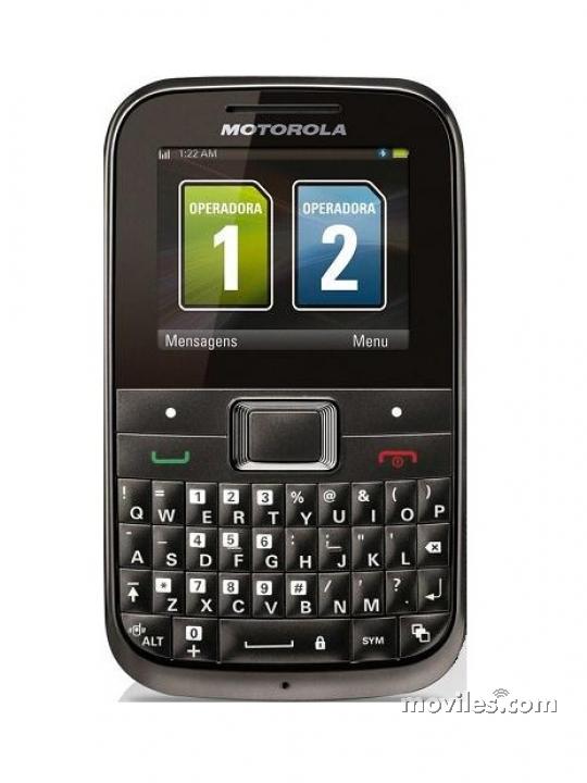 msn para o celular motorola ex109