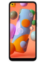 Fotografia Samsung Galaxy A11