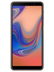 Fotografia Galaxy A7 (2018)