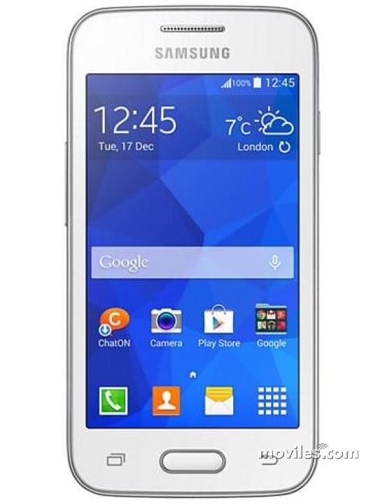 Características detalhadas Samsung Galaxy Trend 2 Lite