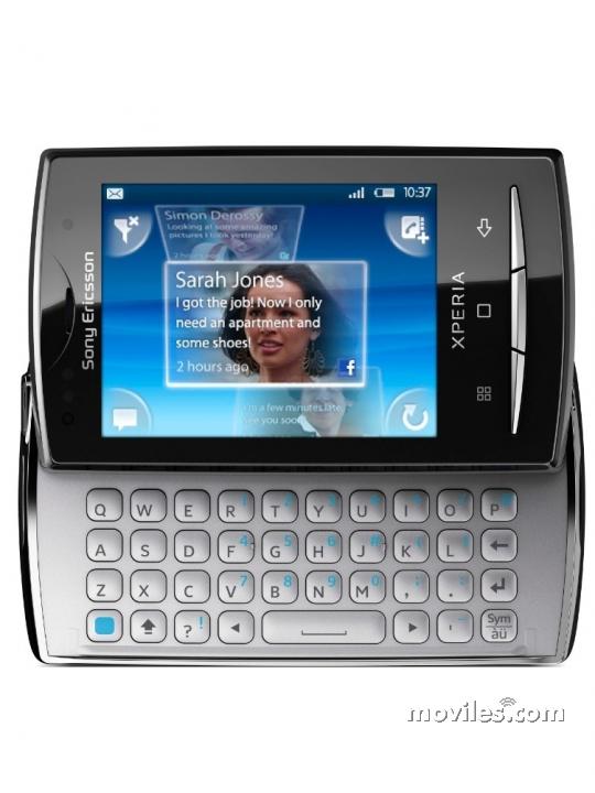 windows phone xperia x10 mini pro