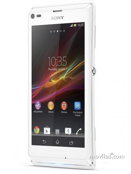 Sony xperia l xperia l c2105 xperia l c2104 celulares brasil reheart Choice Image