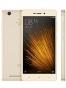Fotografía Varias vistas del Xiaomi Redmi 3x Dourado y Cinza escuro y Prata. En la pantalla se muestra Varias vistas